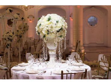 Gói dịch vụ Queen Bee Luxury - 472.500đ/người bàn tiệc 10 người/bàn - Trung tâm tổ chức sự kiện và tiệc cưới Queen Bee - Hình 1