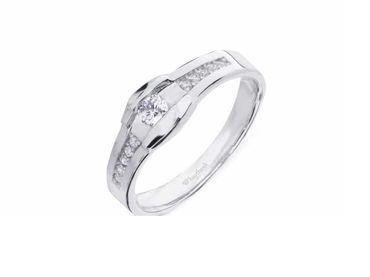 Nhẫn cưới La Nuit NC 391 - Huy Thanh Jewelry - Hình 2