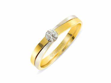 Nhẫn cưới Le Soleil NC 303 - Huy Thanh Jewelry - Hình 2