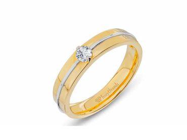 Nhẫn cưới Le Soleil NC 335 - Huy Thanh Jewelry - Hình 2