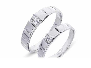 Nhẫn cưới Le Soleil NC 394 - Huy Thanh Jewelry - Hình 1