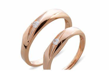 Nhẫn cưới Le Soleil NC 401 - Huy Thanh Jewelry - Hình 1