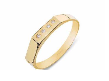 Nhẫn cưới Les Estoile NC 408 - Huy Thanh Jewelry - Hình 2