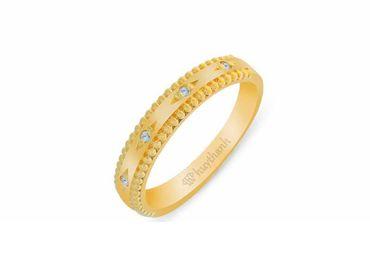 Nhẫn cưới Les Estoile NC 436 - Huy Thanh Jewelry - Hình 2