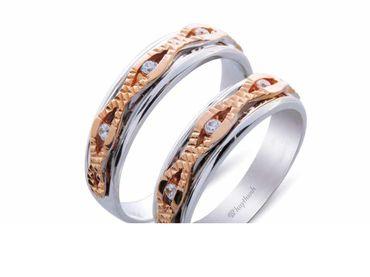 Nhẫn cưới Les Etoiles NC 364 - Huy Thanh Jewelry - Hình 1
