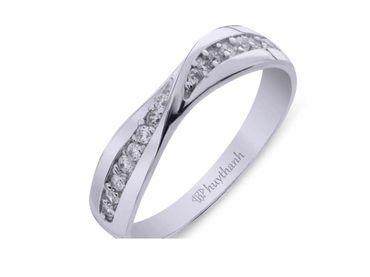 Nhẫn cưới Les Etoiles NC 382 - Huy Thanh Jewelry - Hình 2