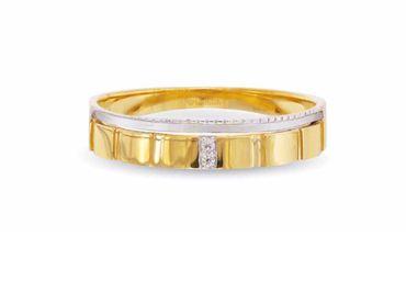 Nhẫn cưới Les Etoiles NC 384 - Huy Thanh Jewelry - Hình 2