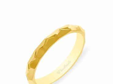 Nhẫn cưới NCP 06 - Huy Thanh Jewelry - Hình 2