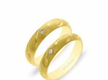 Nhẫn cưới NCP 12 - Huy Thanh Jewelry - Hình 1