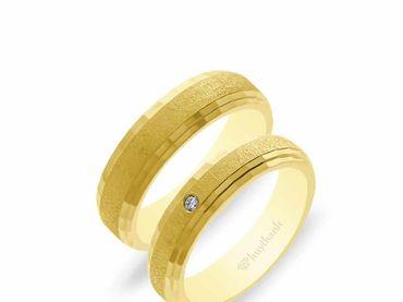 Nhẫn cưới NCP 15 - Huy Thanh Jewelry - Hình 1
