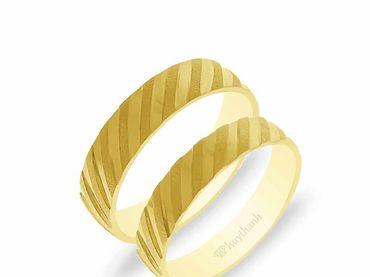 Nhẫn cưới NCP 17 - Huy Thanh Jewelry - Hình 1