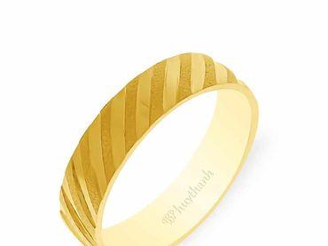 Nhẫn cưới NCP 17 - Huy Thanh Jewelry - Hình 2