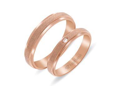 Nhẫn cưới Le Soleil NC 337 - Huy Thanh Jewelry - Hình 1