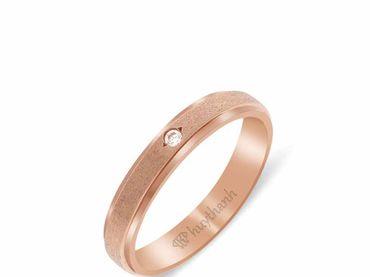 Nhẫn cưới Le Soleil NC 337 - Huy Thanh Jewelry - Hình 4