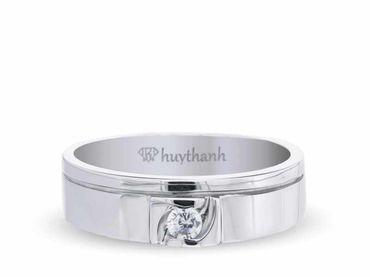 Nhẫn cưới Le Soleil NC 351 - Huy Thanh Jewelry - Hình 4