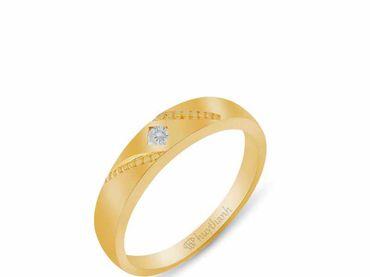 Nhẫn cưới Le Soleil NC 445 - Huy Thanh Jewelry - Hình 3