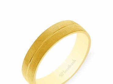 Nhẫn cưới NCP 04 - Huy Thanh Jewelry - Hình 3