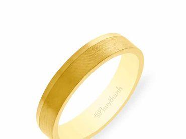 Nhẫn cưới NCP 07 - Huy Thanh Jewelry - Hình 4