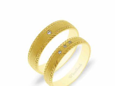 Nhẫn cưới NCP 10 - Huy Thanh Jewelry - Hình 8