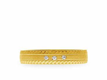 Nhẫn cưới NCP 10 - Huy Thanh Jewelry - Hình 3