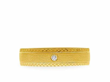 Nhẫn cưới NCP 10 - Huy Thanh Jewelry - Hình 7