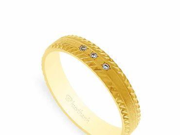 Nhẫn cưới NCP 10 - Huy Thanh Jewelry - Hình 6