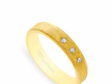 Nhẫn cưới NCP 14 - Huy Thanh Jewelry - Hình 10