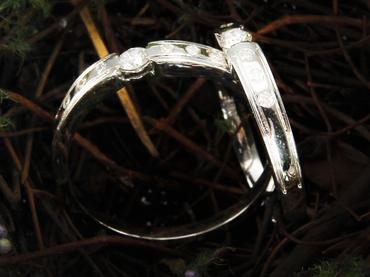 Nhẫn cưới kim cương D10162 HP USA - Hưng Phát USA - Hình 2
