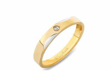 Nhẫn cưới Le Soleil NC 344 - Huy Thanh Jewelry - Hình 2
