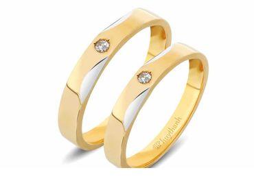 Nhẫn cưới Le Soleil NC 344 - Huy Thanh Jewelry - Hình 1