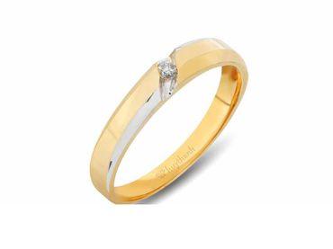 Nhẫn cưới Le Soleil NC 345 - Huy Thanh Jewelry - Hình 2
