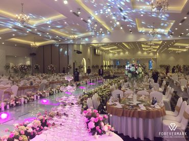 Tiệc cưới - Trung Tâm Hội Nghị Tiệc Cưới ForeverMark - Hình 1