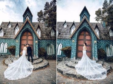 Album chụp phim trường L'amour - Áo cưới Ngô Quyền - Hình 6