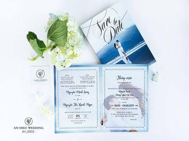 The Moment - Thiệp hình ảnh - An Hieu Wedding - Hình 2