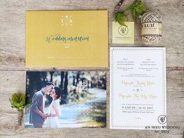 The Moment - Thiệp hình ảnh - An Hieu Wedding - Hình 6