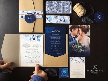 Luxury Wedding Invitations – Thiệp cao cấp - An Hieu Wedding - Hình 8