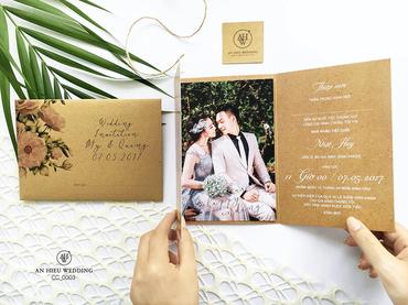 Luxury Wedding Invitations – Thiệp cao cấp - An Hieu Wedding - Hình 3