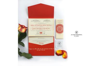 Luxury Wedding Invitations – Thiệp cao cấp - An Hieu Wedding - Hình 7