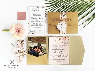 Luxury Wedding Invitations – Thiệp cao cấp - An Hieu Wedding - Hình 6