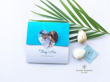 The New Life - Thiệp cách điệu - An Hieu Wedding - Hình 1
