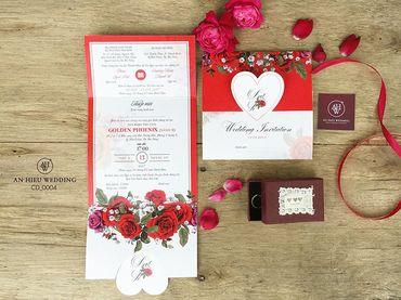 The New Life - Thiệp cách điệu - An Hieu Wedding - Hình 4