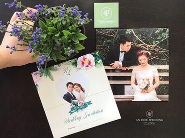 The New Life - Thiệp cách điệu - An Hieu Wedding - Hình 3