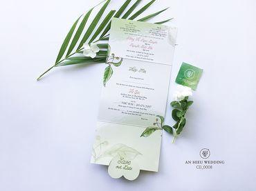 The New Life - Thiệp cách điệu - An Hieu Wedding - Hình 2