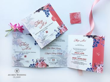 The New Life - Thiệp cách điệu - An Hieu Wedding - Hình 10