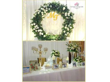 Combo cưới tiết kiệm dành cho lễ cưới ngoài trời - Tự Trang Trí Đám Cưới - Hình 1
