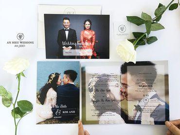 The Moment - Thiệp hình ảnh - An Hieu Wedding - Hình 1