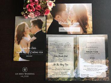 The Moment - Thiệp hình ảnh - An Hieu Wedding - Hình 7