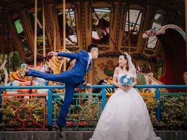 Prewedding Nha Trang 1 ngày - SOHO Studio - Hình 5