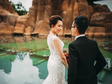 Prewedding Nha Trang 1 ngày - SOHO Studio - Hình 9