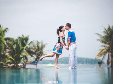 Prewedding VIP - Nha Trang + Resort - SOHO Studio - Hình 7